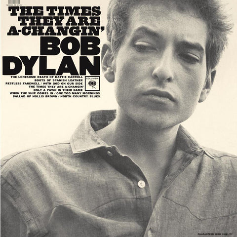 Bob Dylan - The Times Are A-Changin' - Drift Records