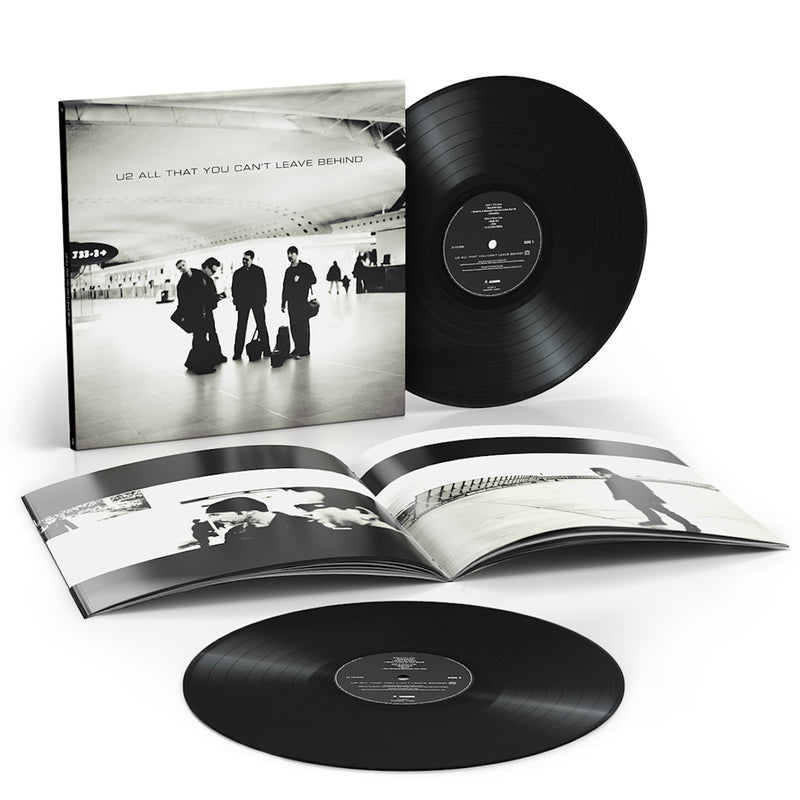 U2 - All That You Can't Leave Behind [20th Anniversary Edition]