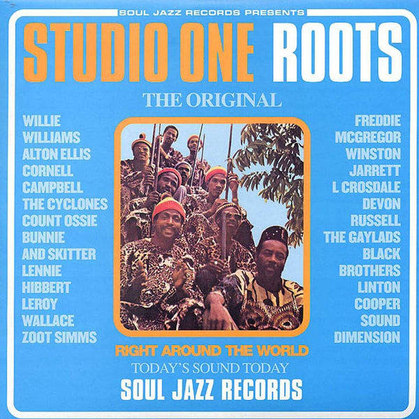 Various Artists - Studio One Roots: The Rebel Sound At Studio One [20th Anniversary Coloured vinyl]