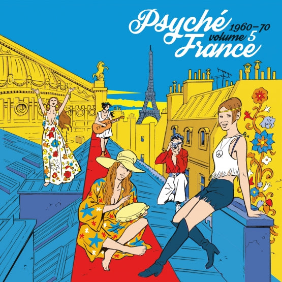 Various Artists - Psyché France Vol. 5 1960-70