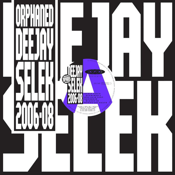 AFX - orphaned deejay selek 2006-2008 - Drift Records