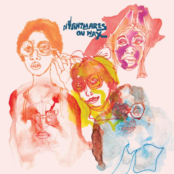 Nightmares On Wax - Ground Floor EP