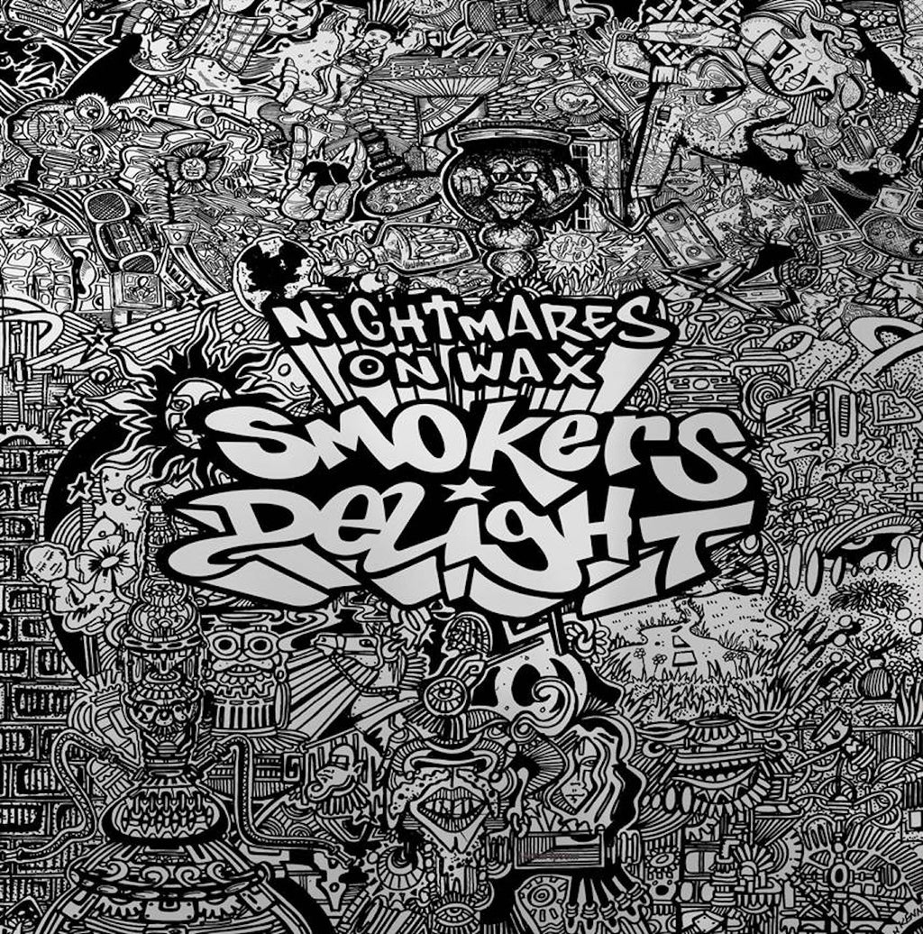 Nightmares On Wax - Smokers Delight [25th Anniversary Edition]