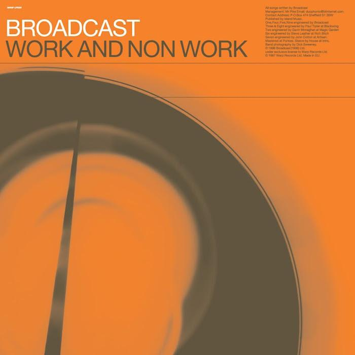 Broadcast - Work And Non Work - Drift Records