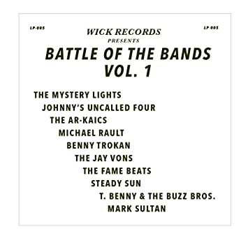 Various Artists - Wick Records: Battle Of The Bands Vol.1