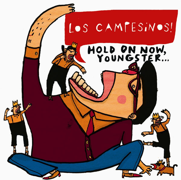 Los Campesinos! - Hold On Now, Youngster [10th Anniversary Edition]
