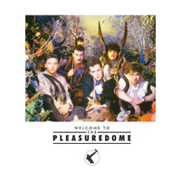 Frankie Goes To Hollywood - Welcome To The Pleasuredome [Reissue]