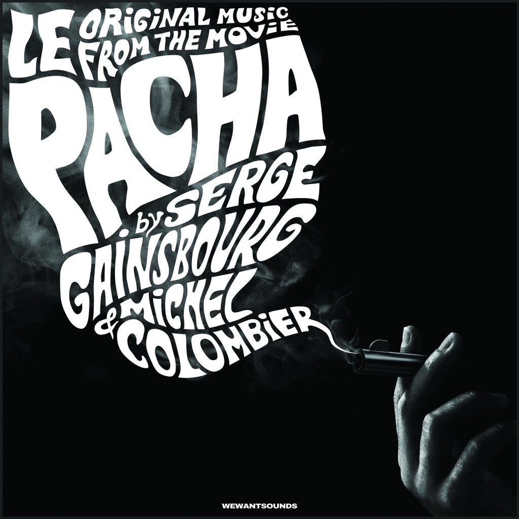 Serge Gainsbourg - Le Pacha Original Soundtrack