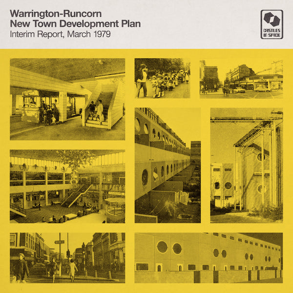 Warrington-Runcorn New Town Development Plan - Interim Report, March 1979