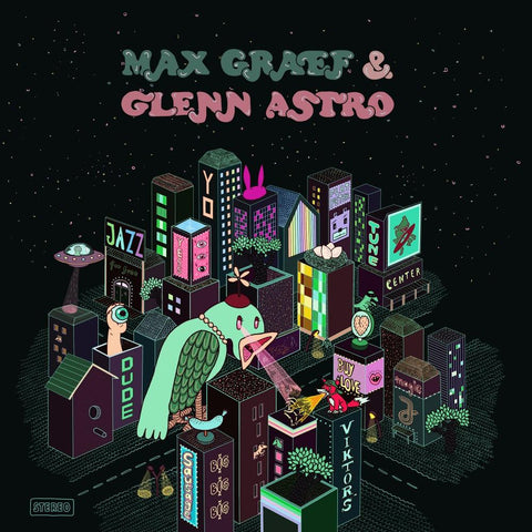 Max Graef & Glenn Astro - The Yard Work Simulator