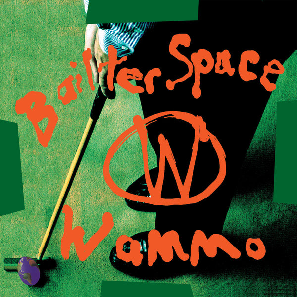 Bailter Space - Wammo [2021 Colour Reissue]
