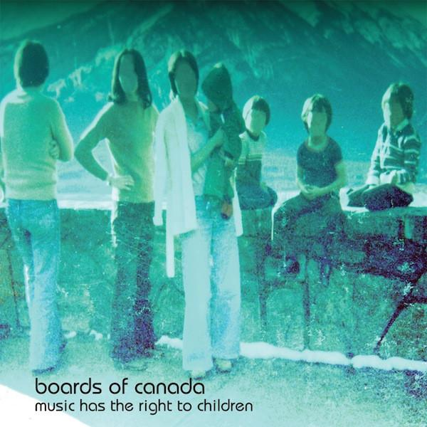 Boards of Canada - Music Has The Right To Children - Drift Records