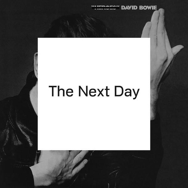 David Bowie - The Next Day - Drift Records