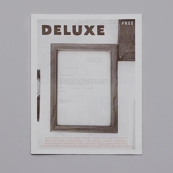 Deluxe - Issue Four - Drift Records