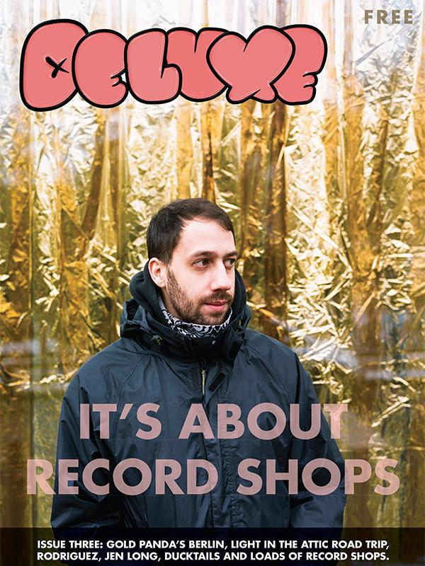Deluxe: Issue Three - Drift Records