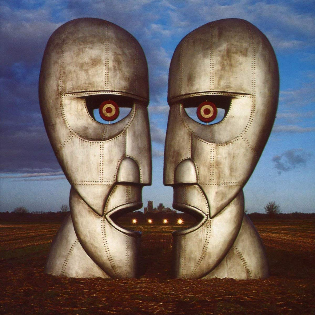 Pink Floyd - The Division Bell (25th Anniversary Blue Vinyl 2LP)