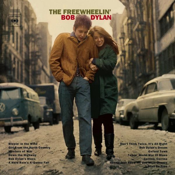 Bob Dylan - The Freewheelin' - Drift Records