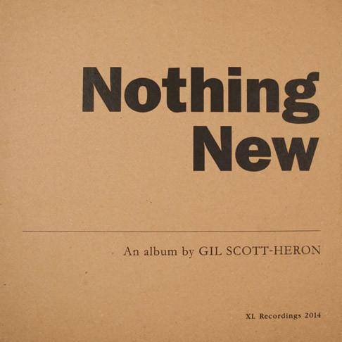 Gil Scott-Heron - Nothing New