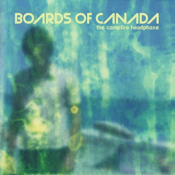 Boards of Canada - The Campfire Headphase - Drift Records