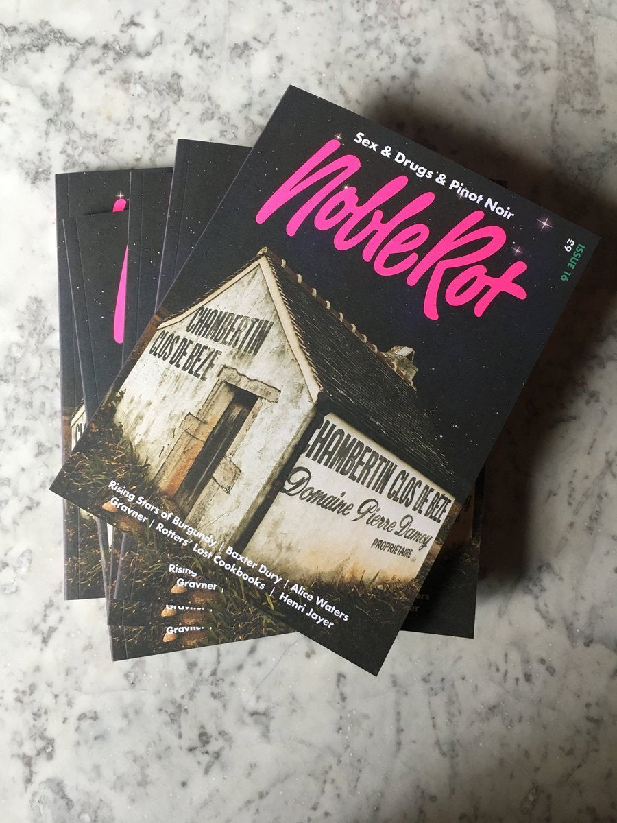Noble Rot - Issue 16