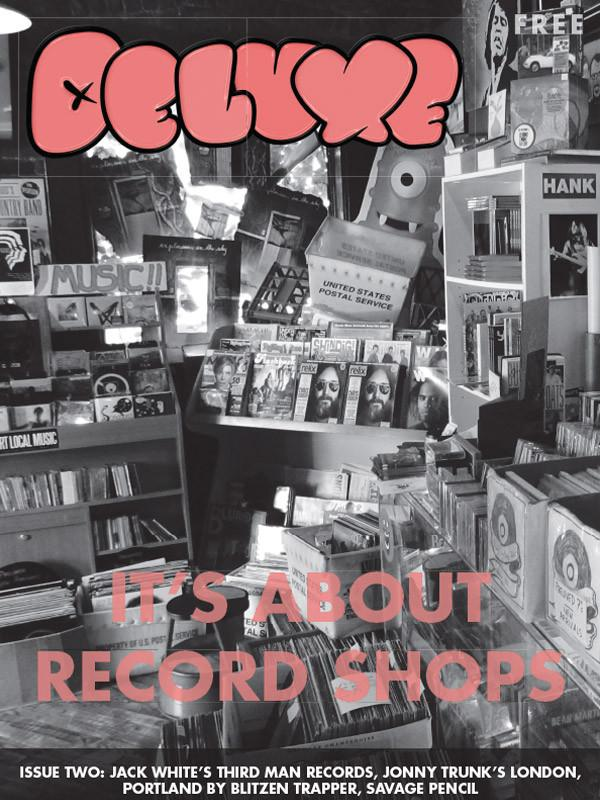Deluxe Issue Two The Drift Record Shop