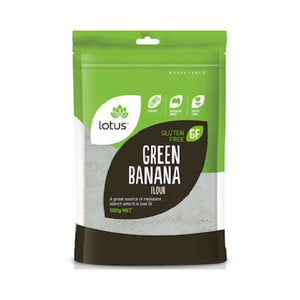 Green Banana Flour (Gut loving & fat burning super food)