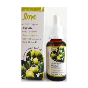 Argan Seed Oil (The perfect treatment for beautiful hair) 30ml
