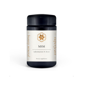 MSM Powder (Healthy hair, skin & nails, slow down skin ageing)