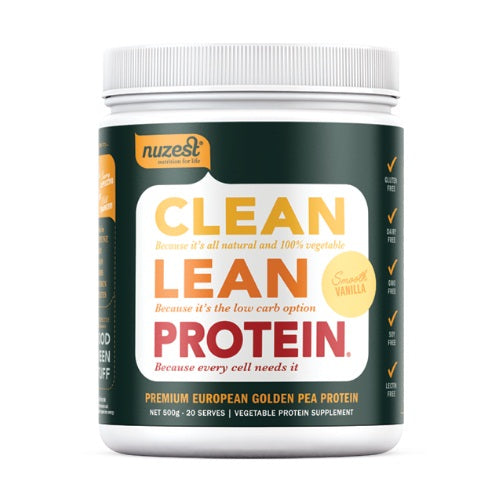 Clean Lean Vanilla Protein (The best protein available in Australia)