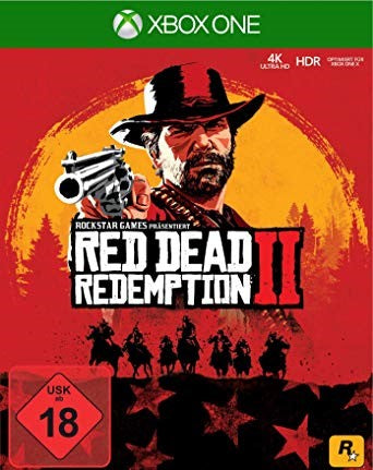 XBOX Red Dead Redemption 2 Account