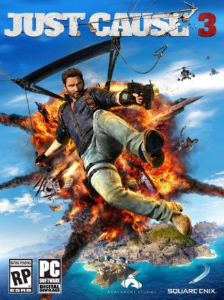 Steam Just Cause 3