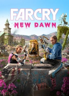 UPlay Far Cry New Dawn (Europe)