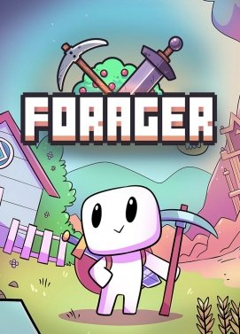 Steam Forager