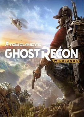 UPlay Ghost Recon: Wildlands (Europe)