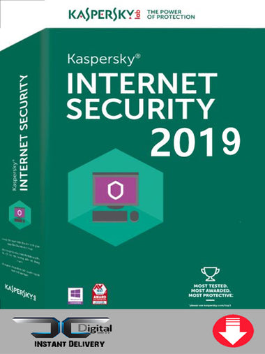 Kaspersky Internet Security 1 Year