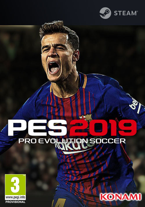 Steam Pro Evolution Soccer 2019 (Europe)