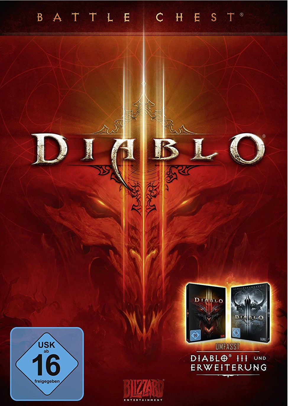 Diablo 3 Battlechest PC MAC EU/DE