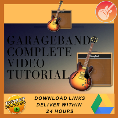 GarageBand - Video Training (Eng)