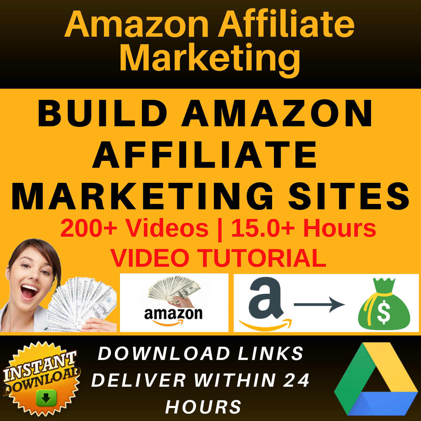 Amazon Affiliate Marketing $1000 per Month - Video Training (Eng)