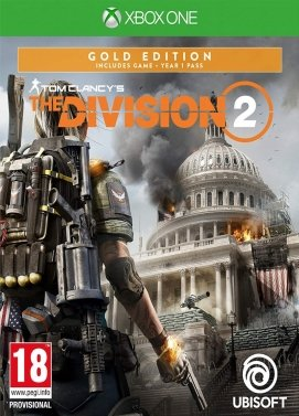 XBOX ONE THE Division II