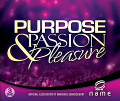 Purpose, Passion & Pleasure