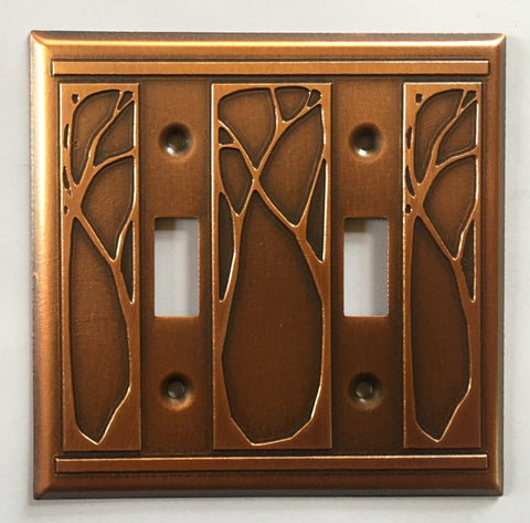 Art Nouveau - Double Toggle