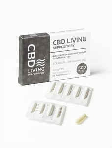 CBD Suppository - Alleviate Wellness