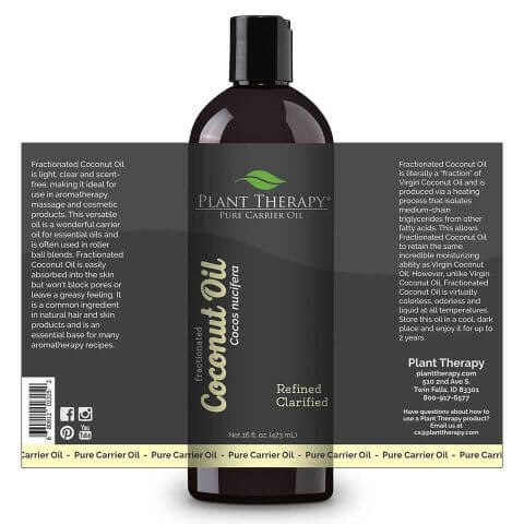 Plant Therapy Carrier Oils - Alleviate Wellness