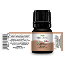 Load image into Gallery viewer, 2.5ml Roman Chamomile Organic Essential Oil - Alleviate Wellness