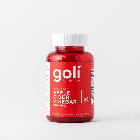 Goli Nutrition Apple Cider Vinegar Gummies - Alleviate Wellness