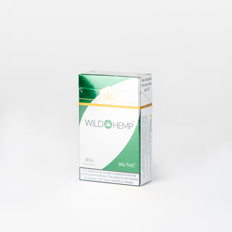 Wild Hemp Hempettes CBD Cigarette - Alleviate Wellness