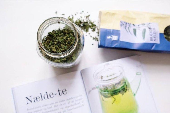 On nettle tea and cellulite challenge | Calmlish