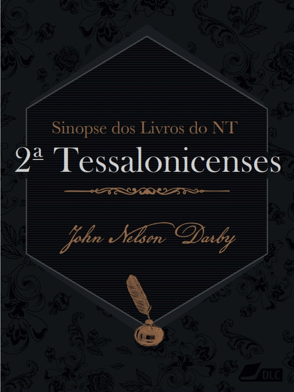 Sinopse do Novo Testamento: 2 Tessalonicenses - e-book diversos formatos