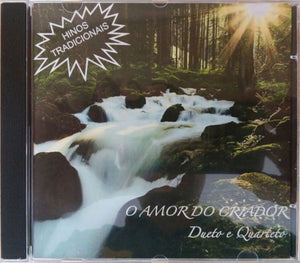 [CD] O Amor do Criador